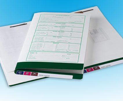 custom folder services