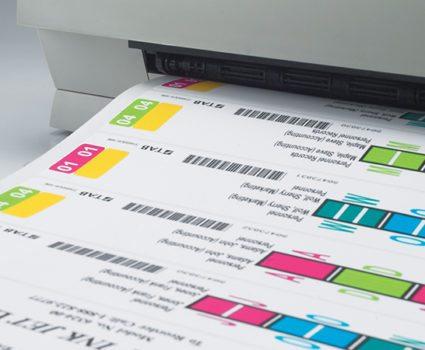 TABQUIK label creation software