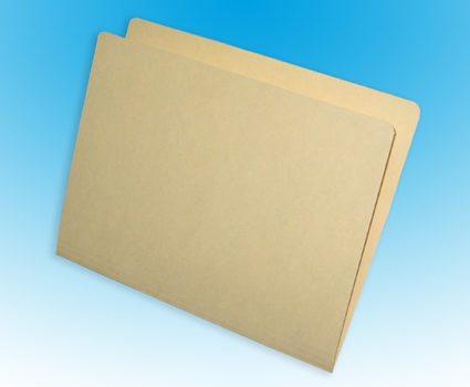 top tab folders