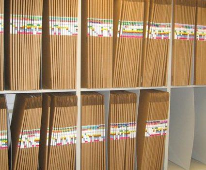 large document storage