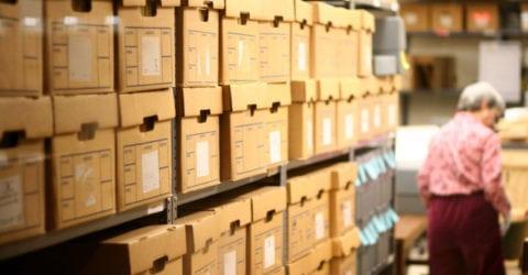 Records storage services Minneapolis, Minnesota
